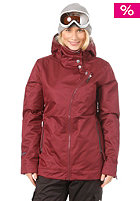 SPECIAL BLEND Womens Alias Jacket merlot