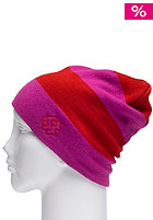 SPECIAL BLEND Womens Big Stripe Beanie 2012 purple hazed
