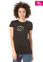 SPECIAL BLEND Womens Dash S/S T-Shirt blackout