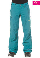 SPECIAL BLEND Womens Demi Pant teal bag