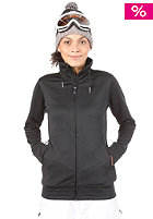 SPECIAL BLEND Womens Dybreak Bonded Fleece blackout