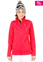 SPECIAL BLEND Womens Dybreak Bonded Fleece red rum