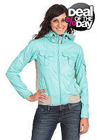 SPECIAL BLEND Womens Find Jacket eggshell blue