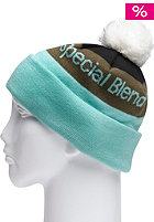 SPECIAL BLEND Womens Flapper Beanie 2012 blackout