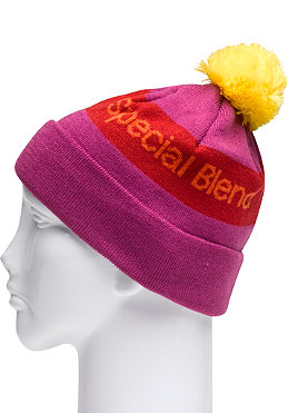 SPECIAL BLEND Womens Flapper Beanie 2012 purple hazed