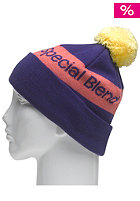 SPECIAL BLEND Womens Flapper Beanie crunch berry