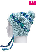 SPECIAL BLEND Womens Flying Beanie 2012 blue agave