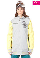 SPECIAL BLEND Womens Hush Jacket smoked out