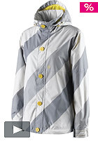 SPECIAL BLEND Womens Joy Jacket 2012 grey matter slanted