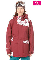SPECIAL BLEND Womens Joy Jacket merlot