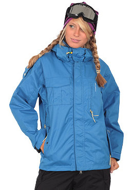 SPECIAL BLEND Womens Legacy Jacket artesian water