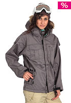 SPECIAL BLEND Womens Legacy Jacket black micro check