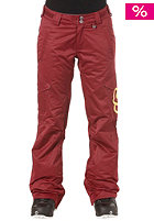 SPECIAL BLEND Womens Major Outerwear Pant merlot