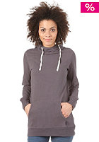 SPECIAL BLEND Womens On The Rocks Hooded Zip Sweat iron lung