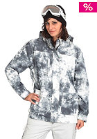 SPECIAL BLEND Womens Onyx Jacket tie dye