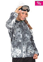 SPECIAL BLEND Womens Saga Jacket tie dye