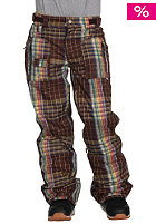 SPECIAL BLEND Womens Switch Pant brainbow