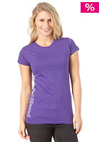 SPECIAL BLEND Womens Tonic S/S T-Shirt purple hazed