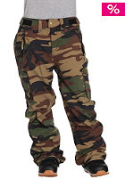 SPECIAL BLEND Womens Villian Pant classic camo