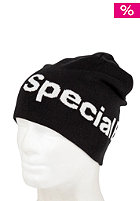 SPECIAL BLEND Woodmark Beanie blackout