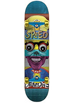 SPEED DEMONS Face Smash Super Brother 7.60 Complete Board one colour