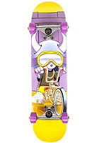 SPEED DEMONS Lowrider Complete Skateboard gold/purple 7.40
