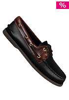 SPERRY TOP SIDER 2-Eye Leather black amaretto
