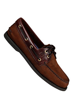 SPERRY TOP SIDER 2-Eye Leather brown buck