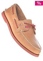 SPERRY TOP SIDER A/O sahara/neon red