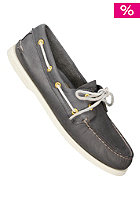 SPERRY TOP SIDER Authentic Original 2 Eye Burnished Leather grey