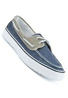 SPERRY TOP SIDER Bahama navy/khaki