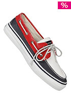 SPERRY TOP SIDER Bahama red/white/navy