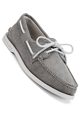 SPERRY TOP SIDER SPERRY TOP SIDER Authentic Original 2 Eye Canvas salt washed olive