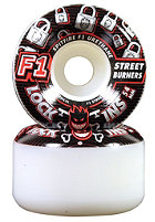 SPITFIRE 52mm F1 SB Lock-Ins Wheels one colour