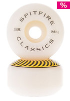 SPITFIRE Wheels 55mm Classic white