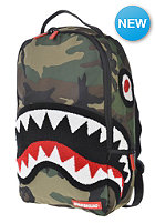 SPRAYGROUND Chenille Woodland Shark Backpack one colour