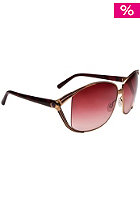 SPY Womens Kaori Sunglasses purple marble/merlot fade