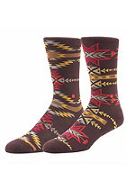 STANCE Cabazon Socks brown