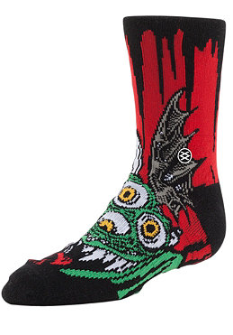 STANCE KIDS/ Chomper Socks red