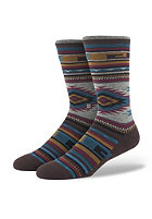 STANCE Outpost Socks brown
