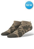 STANCE Sniper Low Socks camo