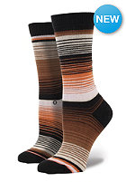 STANCE Womens Mexicali Socks brown sugar