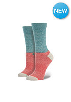 STANCE Womens Palmetto 2 teal