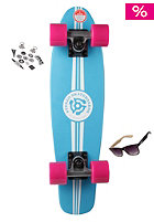 STEREO Wood Vinyl Cruiser Complete lightblue