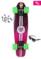 STEREO Wood Vinyl Cruiser Complete purple