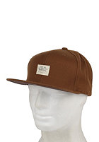 ST�SSY Spec Snapback Cap brown