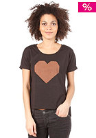 ST�SSY X Love Made Love Tribe Long Scoop Top black