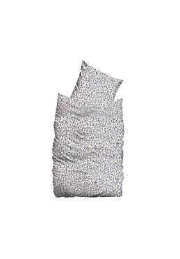 SUENOS Hafenkante Bettwaesche Set 135x200CM white