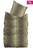 SUENOS Leo Bedding Set 135x200/80x80cm black