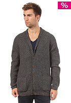 SUIT Klemens Cardigan Sweat dark grey